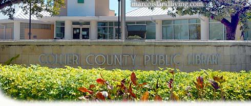 Collier Library Maro Island FL