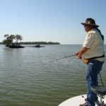 Everglades Florida Fishing Capt. Phil DeVille
