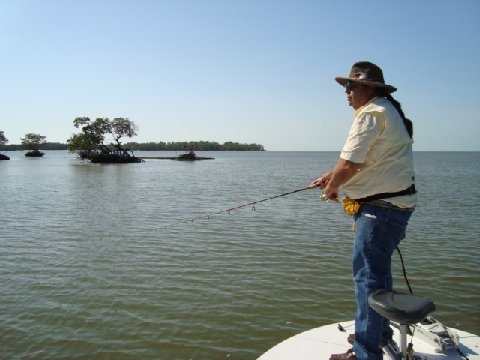 Fl everglades backwater fishing charters marco island for Charter fishing marco island