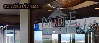 Paradise Cafe, Marco Island Hilton