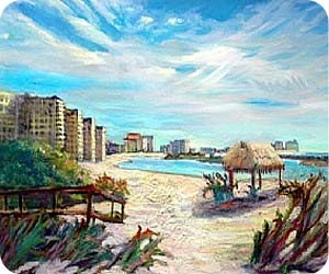 Marco Island Outdoor Artists, an open invitation for visiting artists.