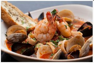 Seafood FL restaurants