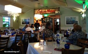 Cafe deMarco Marco Island FL Dining Room