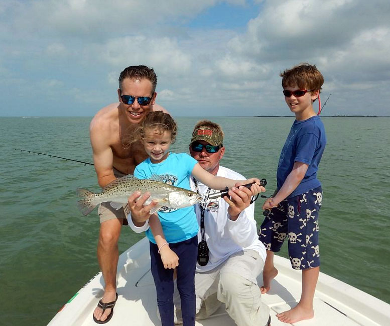 Outgoing charters everglades marco island fishing charters for Everglades fishing guide