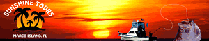 Sunshine Fishing Charters Marco Island FL