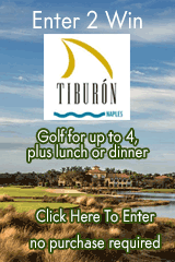Win Golf for up to Four at Tiburon Naples
