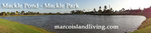 Mackle Park SHows, Marco Island FL Park Recreation Public Park