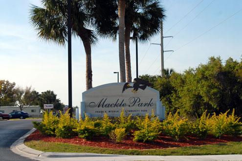 Mackle Park Marco Island Florida