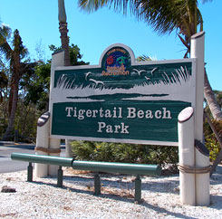 Tigertail Beach Park, Marco Island, Florida