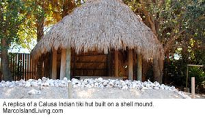 Calusa Indian Tiki Hut