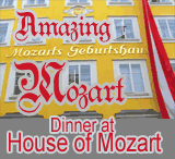 House of Mozart Restaurant