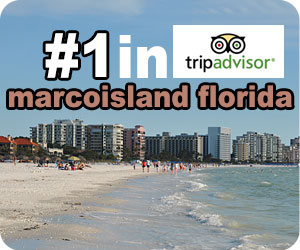 Number One in America! Marco Island is acknowledged by Trip Advisor