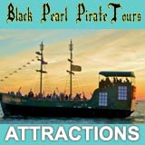 Black Pearl Pirate Boat Tours