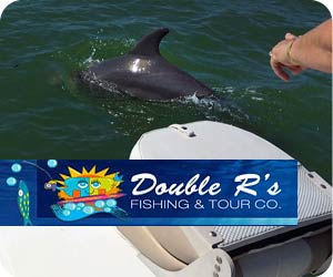 Taking an unforgettable Everglades Nature - Eco-Tour with Double R's Fishing & Tour Company.