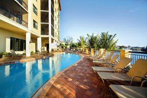 Pool at Holiday Inn Vacations Sunset Resort