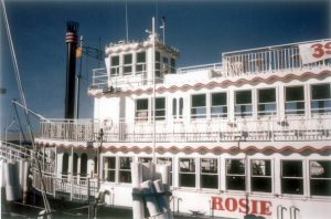 Rosie O'Shea was docked at Rose Marine. The Marco Island Princes now leaves from this area.