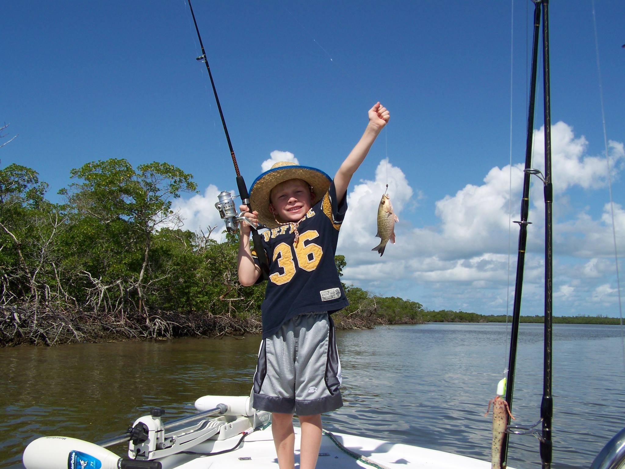 Outgoing charters chokoloskee everglades fl fishing guide for Everglades fishing guide