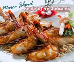 Jumbo Prawns - a specialty from Cafe deMarco