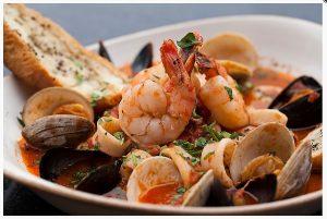 Seafood FL restaurants
