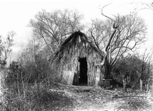 Seminole Indian Home