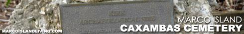 Caxambas Cemetery