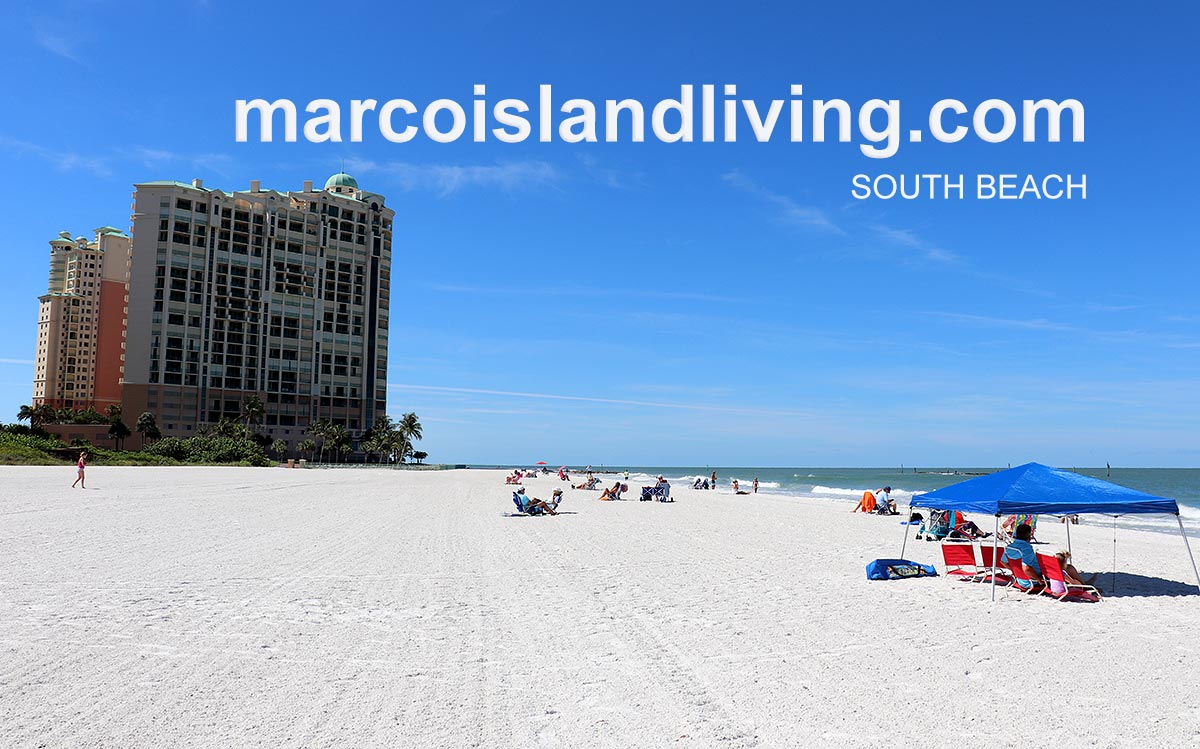 South Beach Marco Island FL
